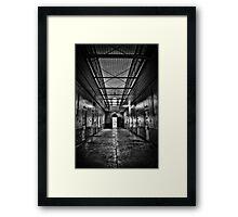 Incarceration Framed Print