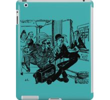 One On The House Dick iPad Case/Skin
