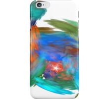 Apophysis Fractal 25 iPhone Case/Skin