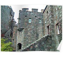 Eilean Donan Castle IV Poster