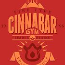 Cinnabar Gym by Azafran