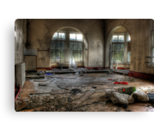 Rubbish Tip Canvas Print