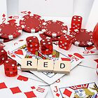 RED! by Adam Petty