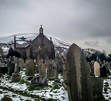 Christmas in Port Talbot - Holy Cross Church by SimplyMrHill