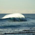Yallingup Surf Break by pedroski