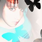 Self Portrait - Butterflies by Lov34music