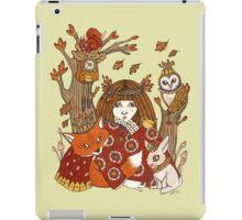 Wild Woods iPad Case/Skin
