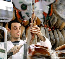 Butchers of the World - Barcelona! by Caprice Sobels