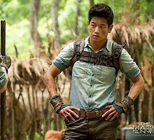 minho // the maze runner by MINHOGENT