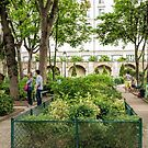 Place des Abbesses, Montmartre, France by Elaine Teague
