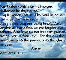 Lords Prayer by Valeria Lee