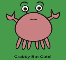 Crabby But Cute! Kids Clothes