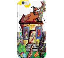 ANIMAL HOUSE iPhone Case/Skin