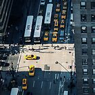 Crossing 6th Avenue (2014) by Andy Parker