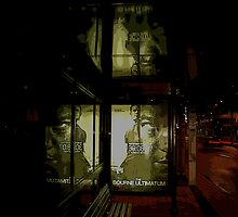 Pier Street Bus Stop, Perth, WA 2007 by muz2142