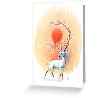 Spring Spirit Greeting Card