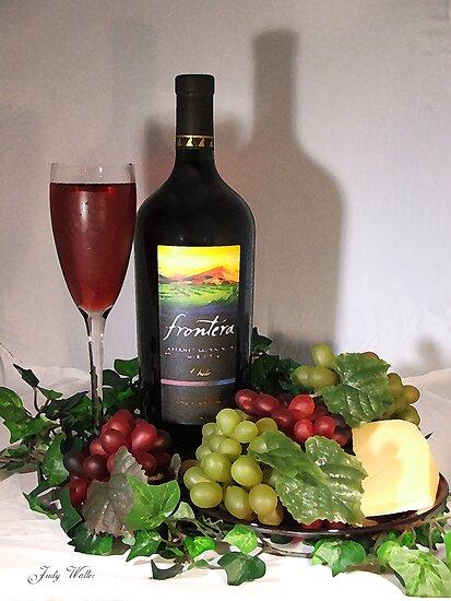 Wine 4 by Judy Gayle Waller
