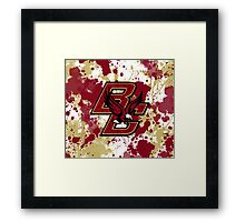 Boston College Framed Print