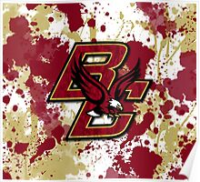 Boston College Poster