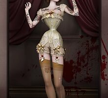 Twisted Dolls: The Butcher´s Bride by subversivegirl