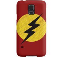 Grunge Lightning Bolt. Samsung Galaxy Case/Skin