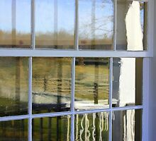 Reflection at Appomattox Courthouse by Cecilia Carr