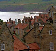 Robin Hood's Bay, Yorkshire  by fenster