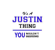 It's a JUSTIN thing, you wouldn't understand !! by thenamer