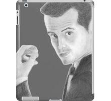 BBC Sherlock Jim Moriarty  iPad Case/Skin