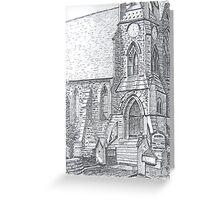 United Reformed Church, Stoke-sub-Hamdon Greeting Card