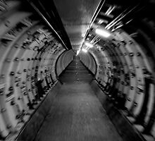 Greenwich Foot Tunnel by arip