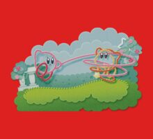 Kirby's Epic Yarn Kids Clothes