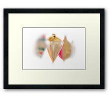 Ornamental Framed Print