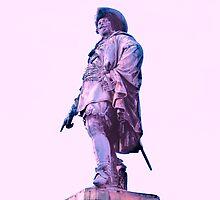 Gustavus II Adolphus by HELUA