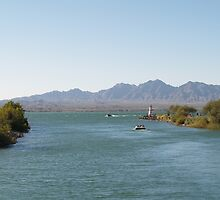 Lake Havasu View by tvlgoddess