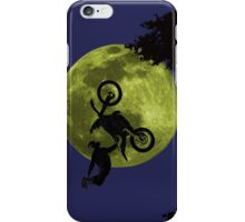 ET Freestyle in the moon. - Mashup - iPhone Case/Skin