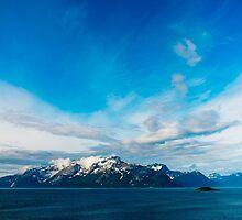 Glacier Moon by tonyell