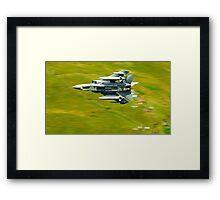 Tornado GR4 Framed Print