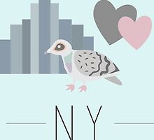 New York Love by kmacneil91