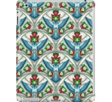 Bluebird In The Strawberry Patch  iPad Case/Skin