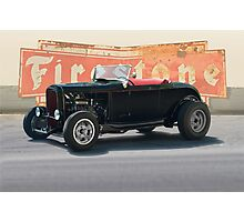 1932 Ford 'HiBoy' Roadster Photographic Print
