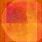 Orange Moon by Betty Mackey