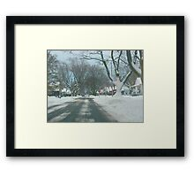 The next day 2 Framed Print