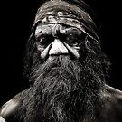 Aboriginal Man by Annette Blattman