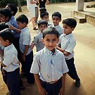 Children by Rebecka Wärja