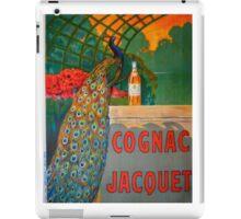 Cognac Jacquet iPad Case/Skin