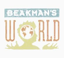 Beakman's World tv show design. Kids Clothes