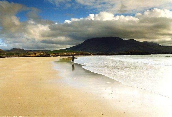 Beach Donegal by Kenart
