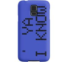 Little Britain. Ya I know. Samsung Galaxy Case/Skin