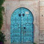 Medina Door by Tom Gomez